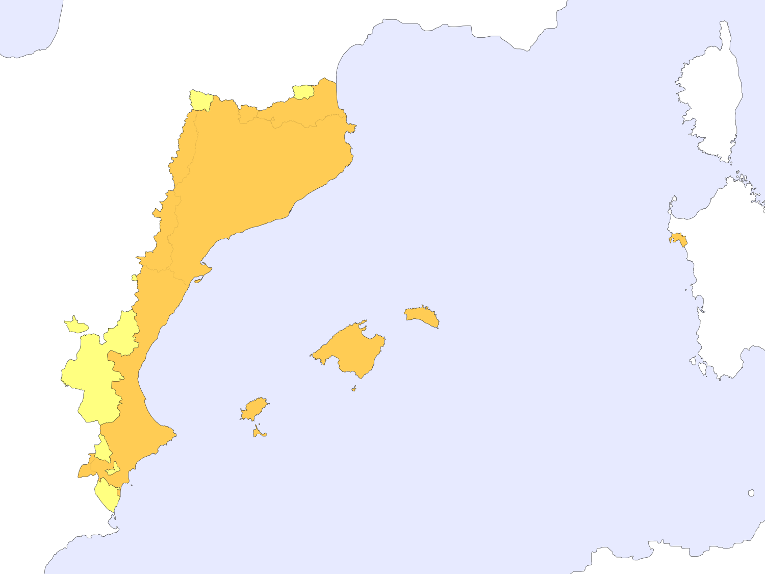 The Catalan language in the world